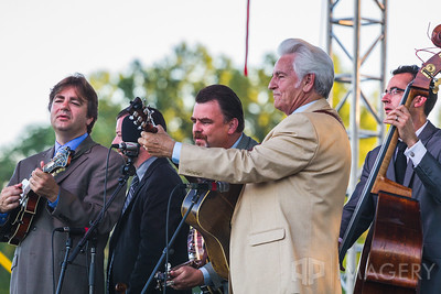 ROMP 2013 - Del McCoury Band