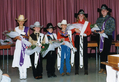 1997 Middletown Days Royalty