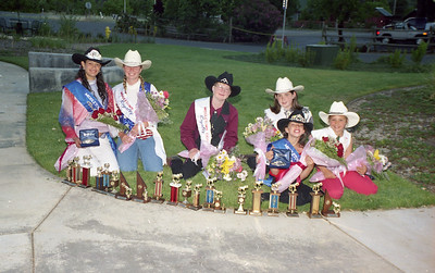 2002 Middletown Days Royalty