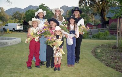 2003 Middletown Days Royalty