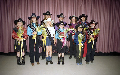 2005 Middletown Days Royalty