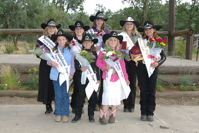 2009 Middletown Days Royalty