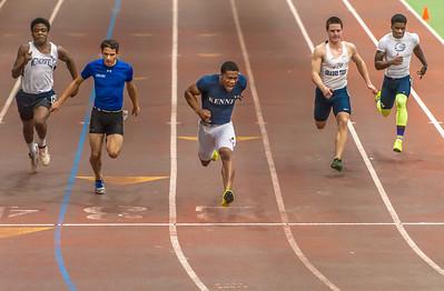 Jan. 9 -Mcreavy Invitational indoor track meet. (Ray Shaw Photo)