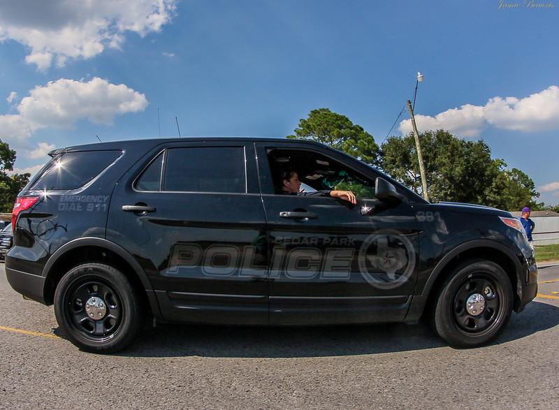Cedar Park Police