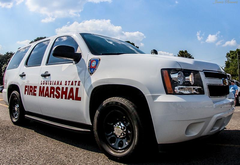 Louisiana State Fire Marshal
