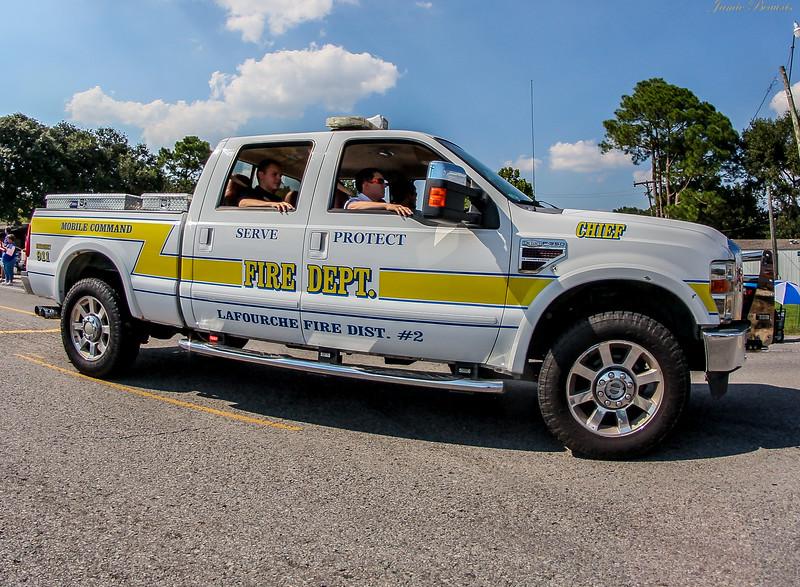 Lafourche Fire District 2 Fire Department