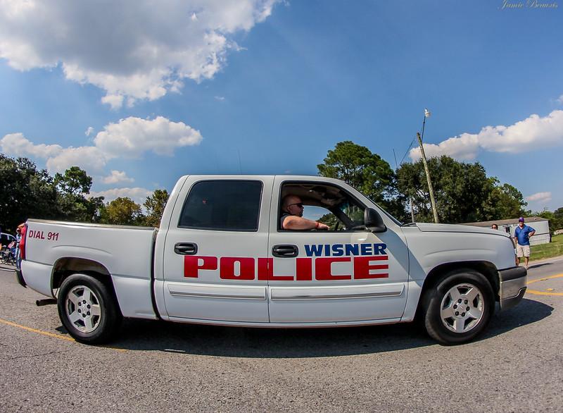 Wisner Police