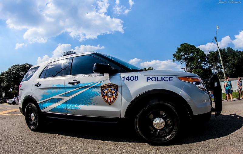 Jefferson St. Tammany Causeway Police