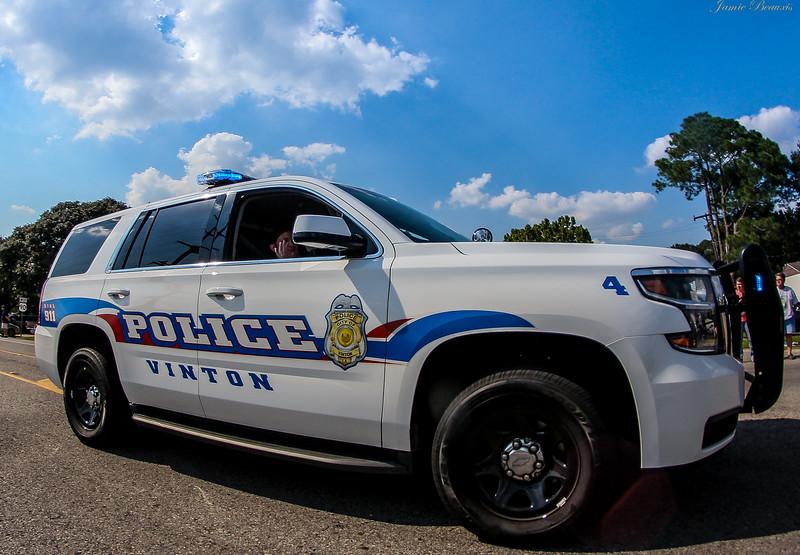 Vinton Police