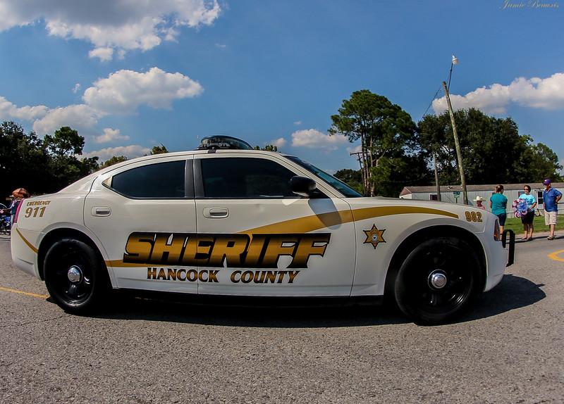 Sheriff Hancock County