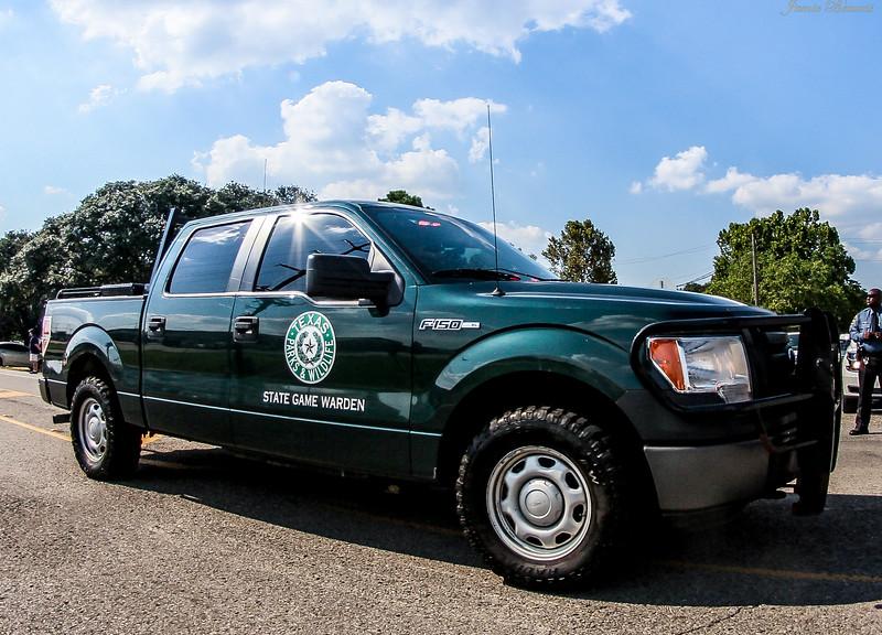 Texas Parks Wildlife State Game Warden