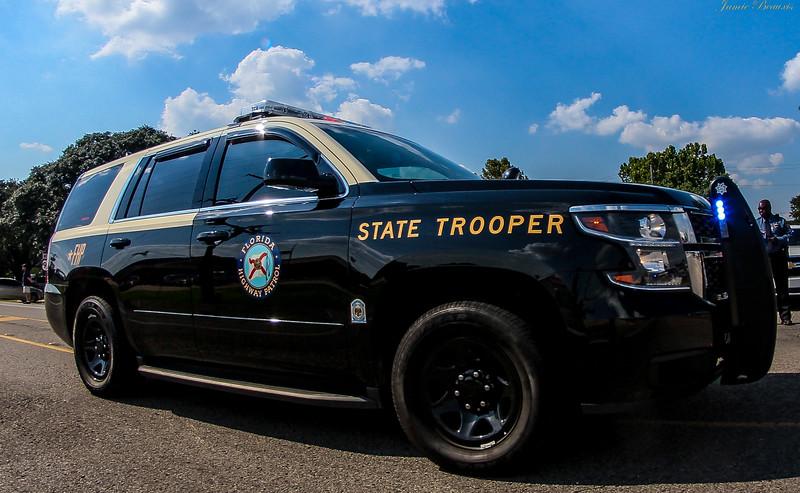 Florida Highway Patrol State Trooper