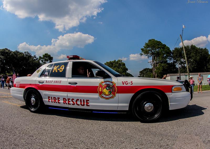 Vacherie Gheens Fire Rescue VG-5
