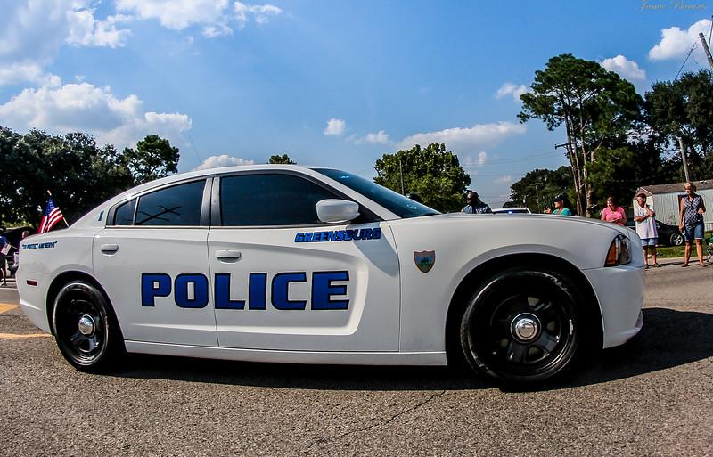 Greensburg Police