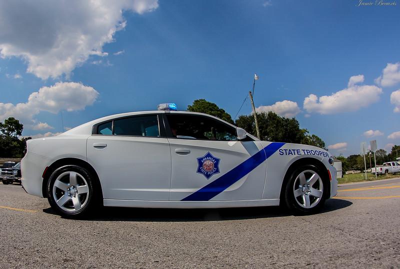 Arkansas State Police Trooper