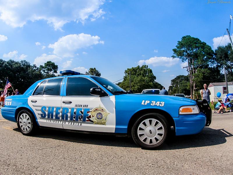 Livingston Parish Sheriff Jason Ard