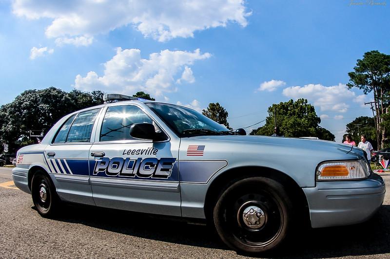 Leesville Police