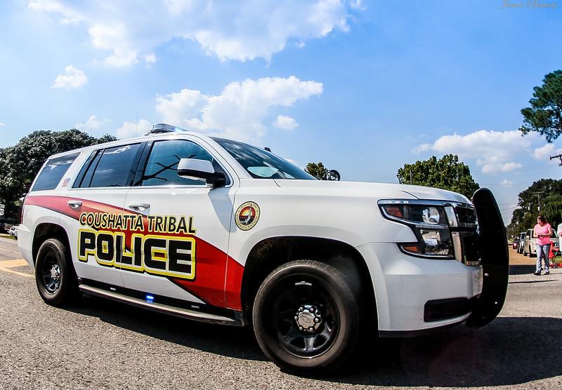 Coushatta Tribal Police