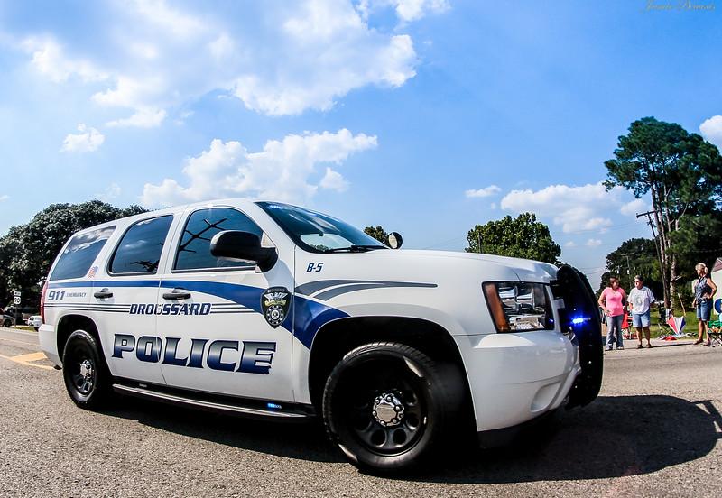 Broussard Police