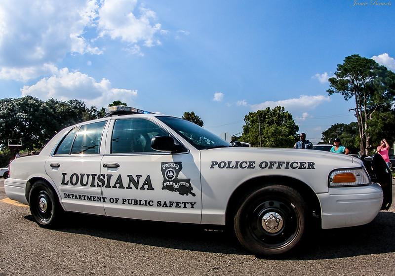 Louisiana Public Safety Police Officer