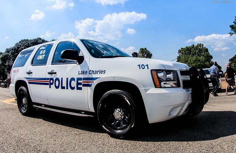 Lake Charles Police K-9 101