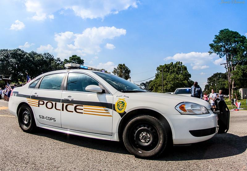 Fort Polk Police