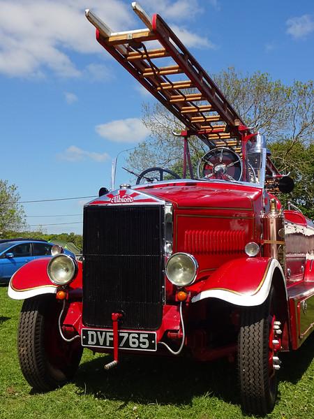 1936 Albion Fire Appliance