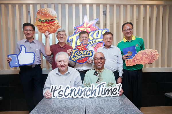 TEXAS CHICKEN ALOR SETAR LAUNCHING