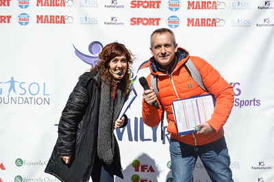 The Family Run Barcelona 2018