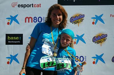 The Family Run Barcelona 2014