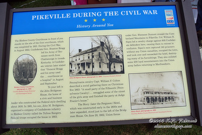 Pikeville (Tennessee) During the Civil War