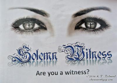 Solemn Witness