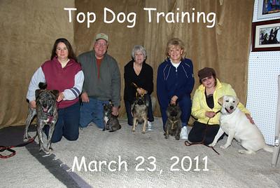 Top Dog Graduates