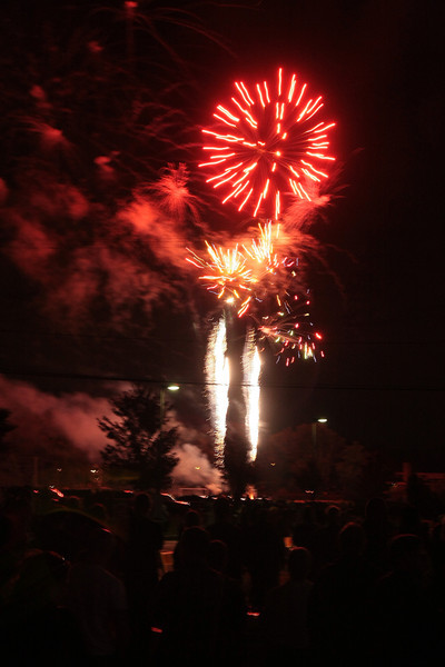Upper Dublin Day Fireworks