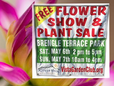 2017 Vista Garden club Flower Show