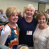 Ginger Van Hooser, Lindsay Lee and Jane Ann Martin