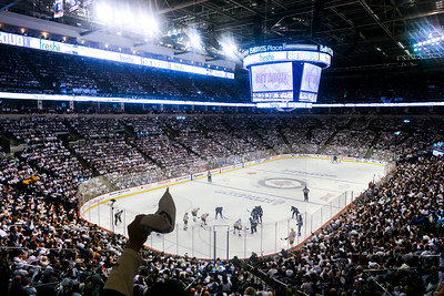 Winnipeg Jets vs Nashville Predators