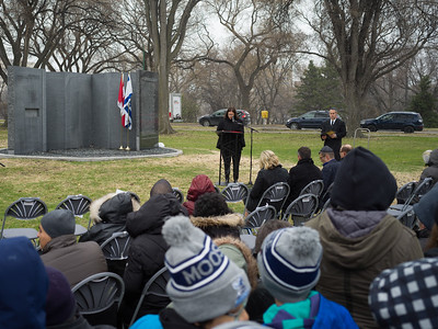 Winnipeg Holocaust Remembrance Ceremony