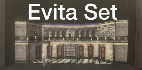 Evita Build Photos