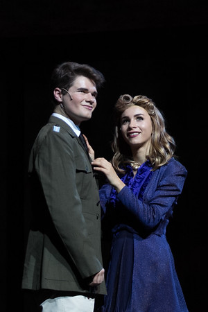 Evita Final Dress Rehearsal