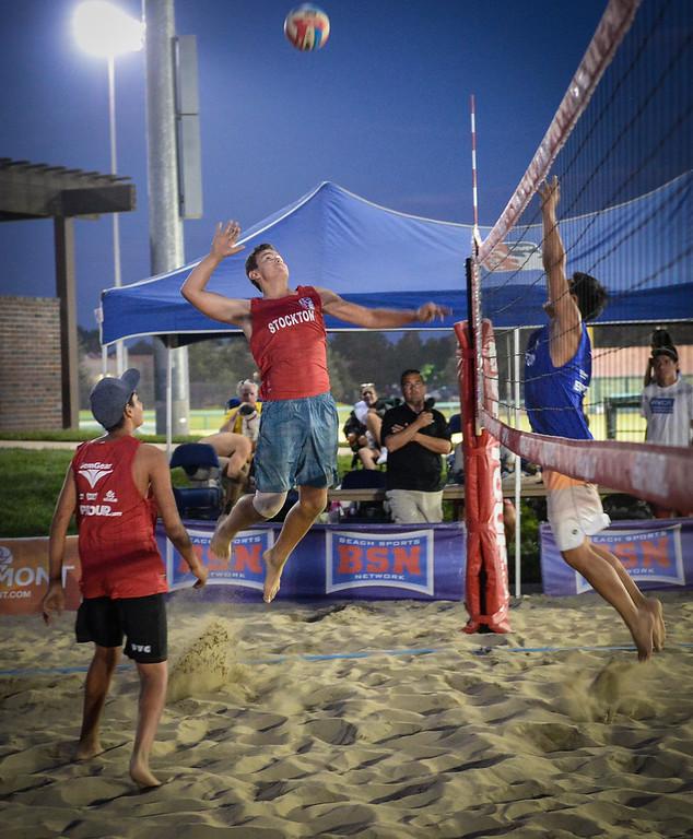 EVP Sand Volleyball
