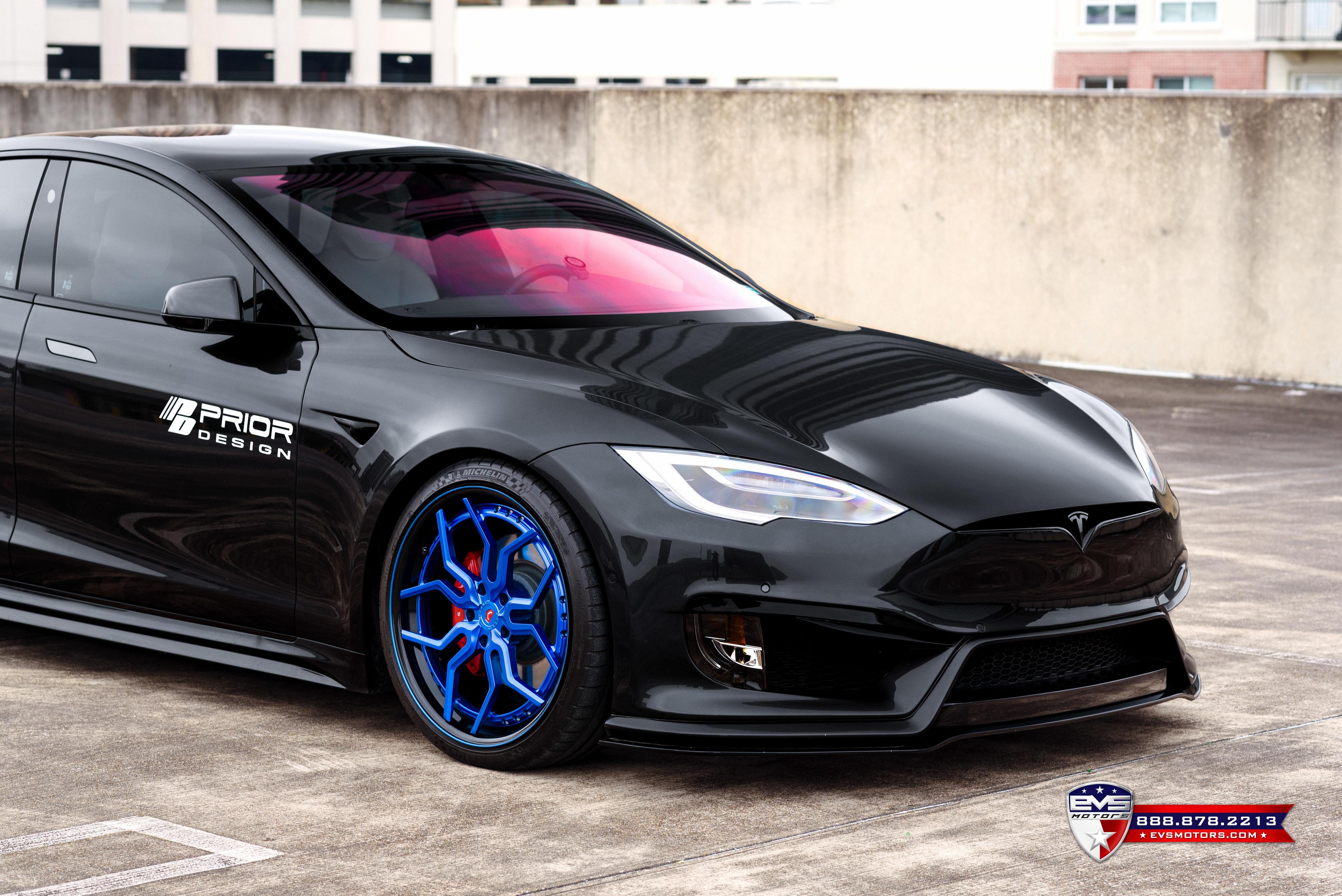 Vendor - *For Sale* Prior Design PD-S1000 Aero Kit for Tesla Model S