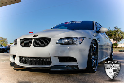 EVS+ISG+AA E92 M3 Stage 2 Supercharged