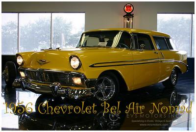 1957 Chevrolet Nomad 57-1473