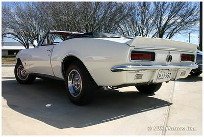 1967 Chevrolet Camaro 67-1304