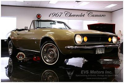 1967 Chevrolet Camaro 67-1554