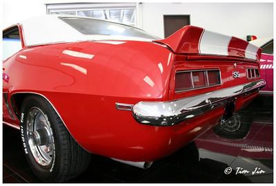 1968 Chevrolet Camaro 68-0001