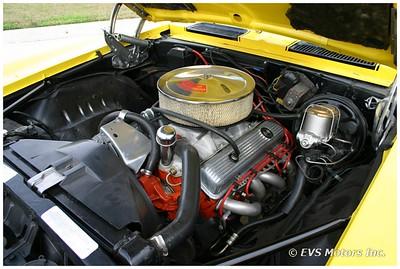 1969 Chevrolet Camaro 69-1323
