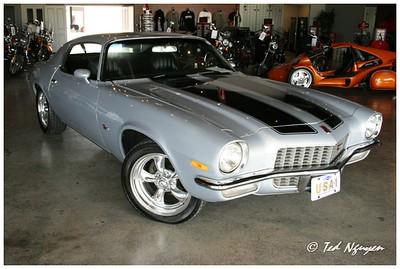 1970 Chevrolet Camaro 70-BD001