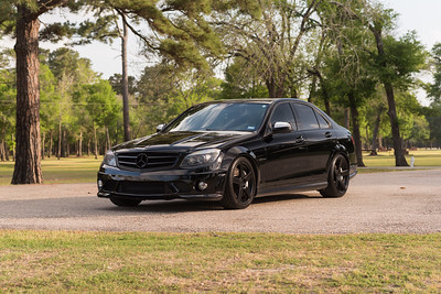2009 Mercedes C63 For Sale